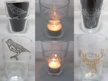 G&G handgemaakt glazen
